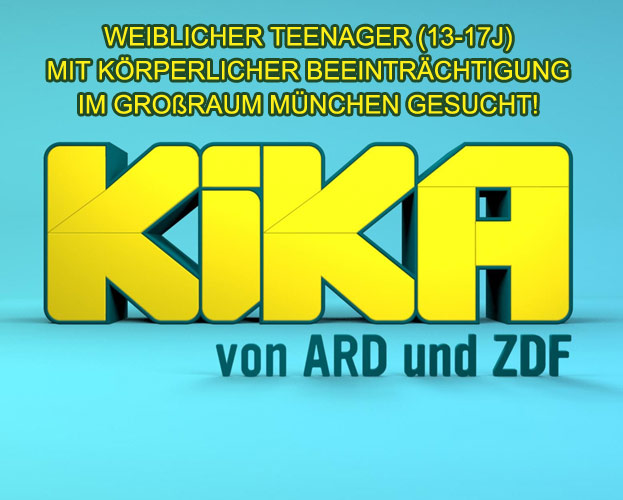 KIKA-Aufruf2 TV Tickets online